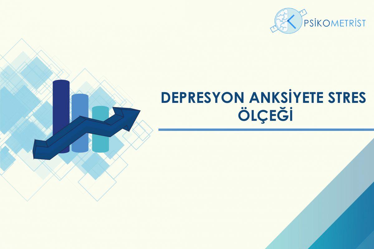 Kişinin depresyon, stress ve anksiyete ( kaygı ) düzeylerini ayrı ayrı 5 derecede ölçer.