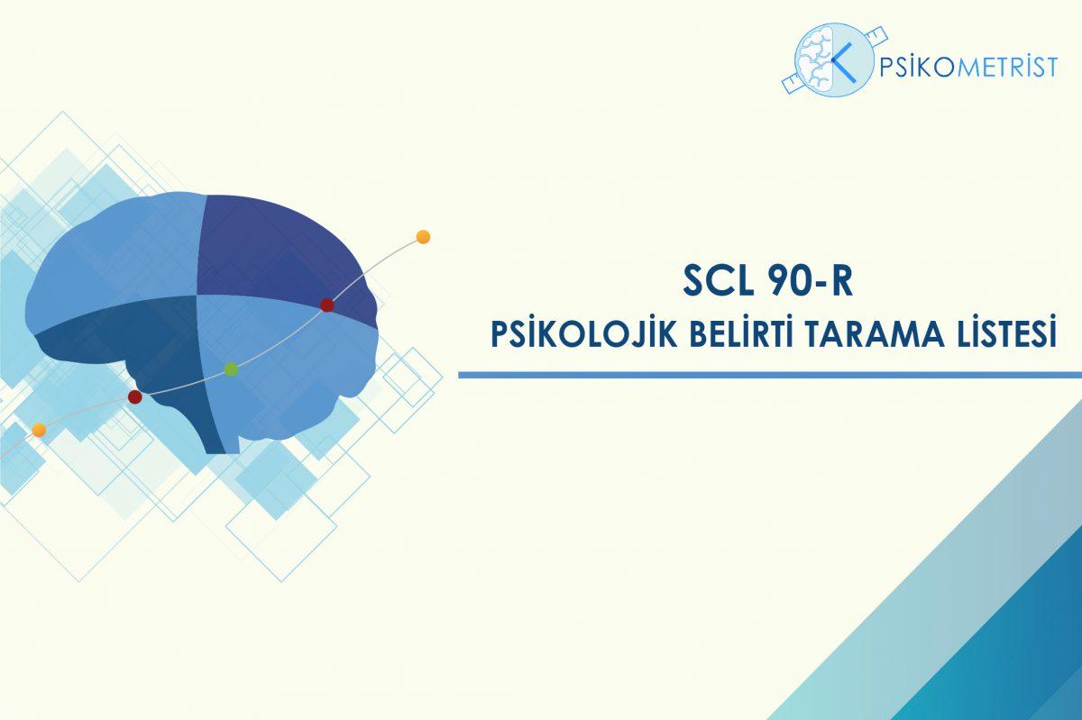 SCL90-R danışanların ilk psikolojik değerlendirilme aşamasında, psikopatalojinin belirlenmesinde kullanıldığı gibi sağlıklı bireylerde genel tarama amaçlı da kullanılır ve güvenilir sonuçlar elde etmemizi sağlar. Bireyde var olabilecek psikolojik semptomları ve bu semptomların düzeyini belirlemek için kullanılan bu test 90 sorudan oluşmaktadır. 17 yaş ve üzerindeki bireylere uygulanabilir. Somatizasyon, okb, kişiler arası duyarılık, kaygı, öfke-düşmanlık fobiler, paranoid düşünceler, psikotizm ,uyku bozuklukları, iştah bozuklukları ve suçluluk ile ilgili belirtileri yansıtır.